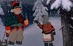 Советские мультфильмы про зиму и Новый год: список и сборник про Деда Мороза