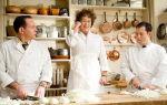 Фильмы про поваров и кухню: список кино про еду