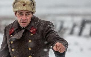 Уже вышедшие новые российские сериалы 2018 про войну