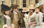 Костюмированные мелодрамы производства BBC о 18 — 19 веках