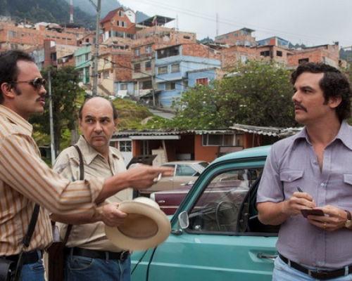 Список фильмов про Пабло Эскобара