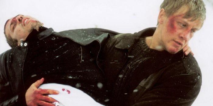 Кадр из сериала Бумер (2003)
