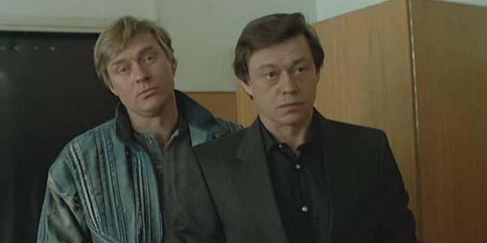 Персонажи из старого кино Криминальный квартет (1989)