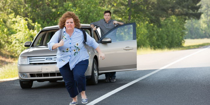 Кадр из фильма Поймай толстуху, если сможешь (2013)