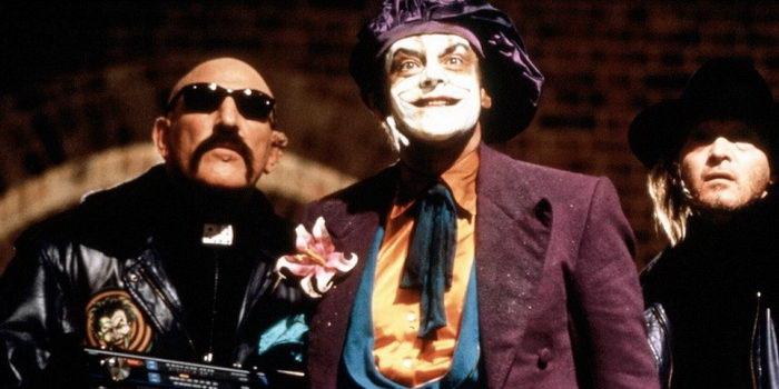 Джокер из Бэтмена 1989 года