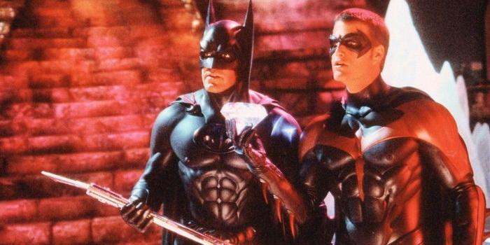 Постер из киноленты Бэтмен и Робин (1997)
