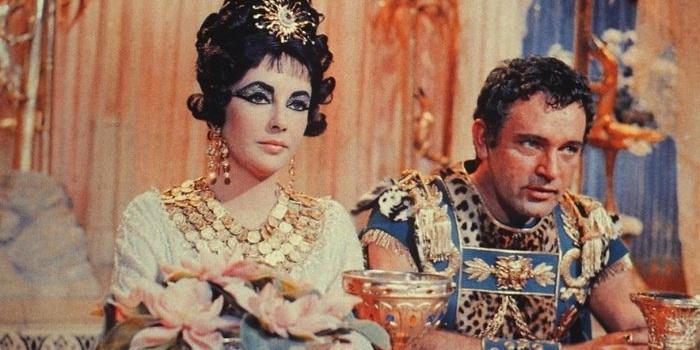 Клеопатра в фильмы 1963 года