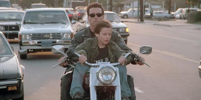 Кадр из фильма Терминатор 2: Судный день (1991)