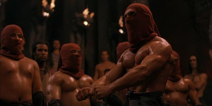 Картинка из фильма Смертельная битва (1995)