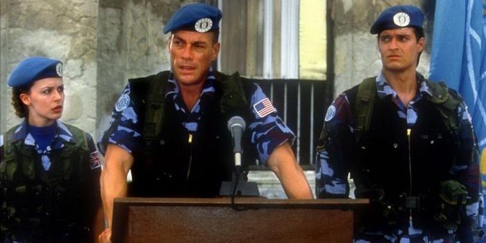 Кадр из кинокартины Уличный боец (1994)