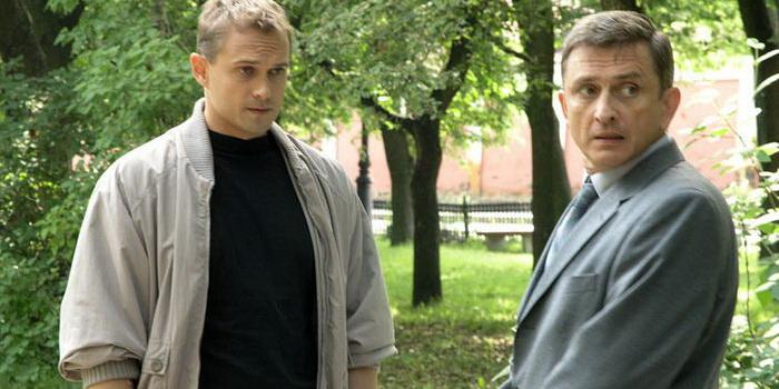 Кадр из фильма Тульский-Токарев (2010)