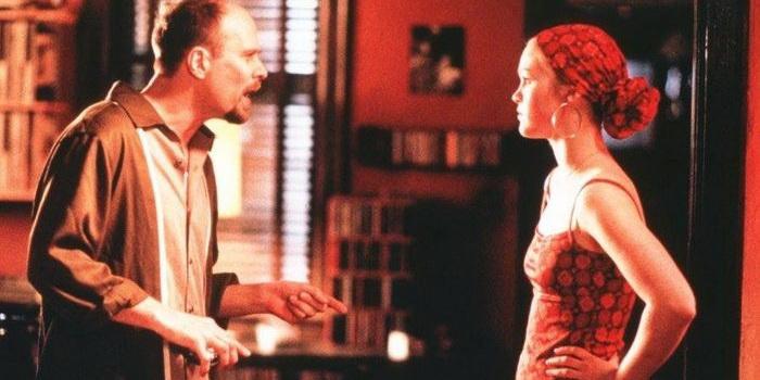 Сцена из кино За мной последний танец (2001)