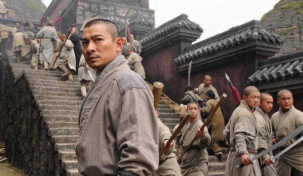 Кадр из фильма Шаолинь (2011)