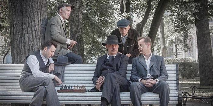 Фото из сериала Ленинград 46
