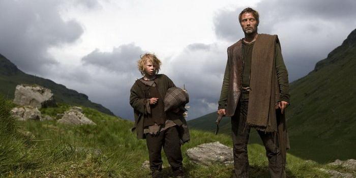 Персонажи из фильма Вальгалла: Сага о викинге 2009 года