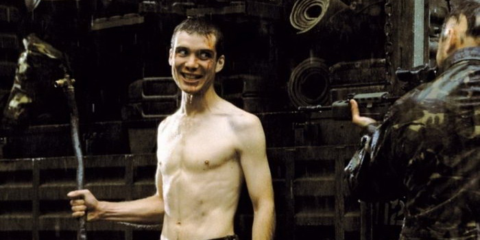 """Постер из """"28 дней спустя"""" (2002)"""