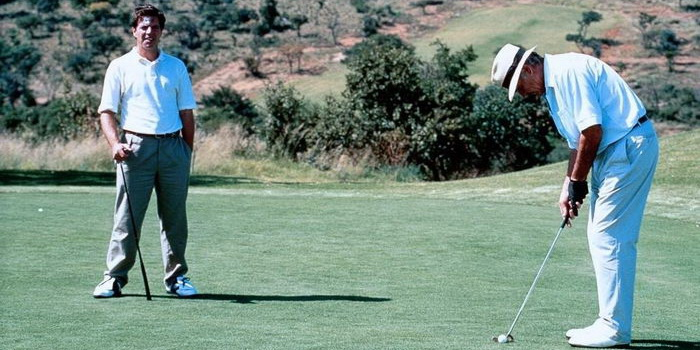 Кадр из фильма Хороший человек в Африке (1994)