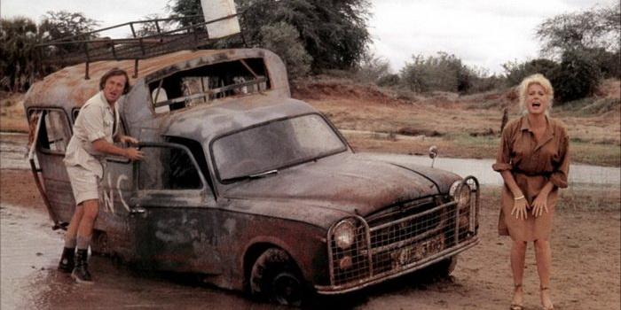 Фото из кинокартины Африканец 1983 года