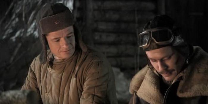 Картинка из фильма Чужие крылья (2011)