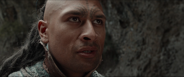 Персонаж из фильма Мертвые земли (2014)