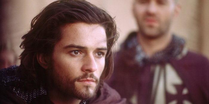 Кадр из культового фильма Царство Небесное, 2005 года