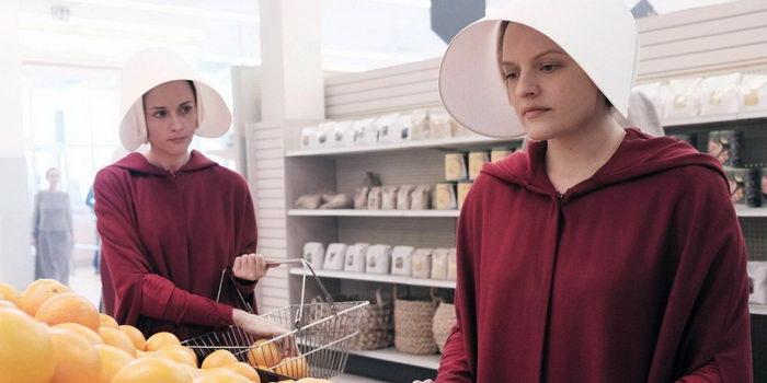 Персонажи из нового сериала Рассказ служанки (2017)