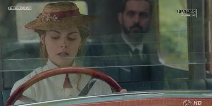 Кадр из испанского сериала Гранд отель (2011)