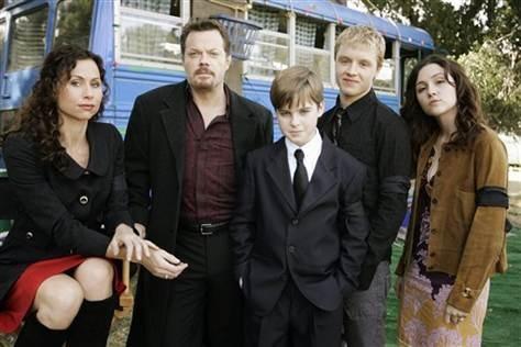Персонажи сериала Богатые (2007)