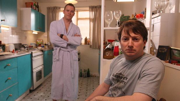 Сцена из сериала Пип шоу (2003)
