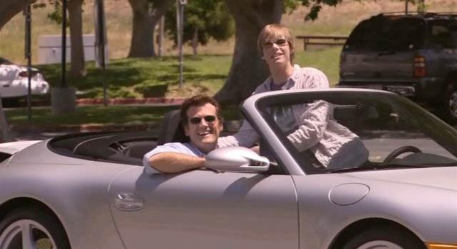 Кадр из шоу Дурман (2005)