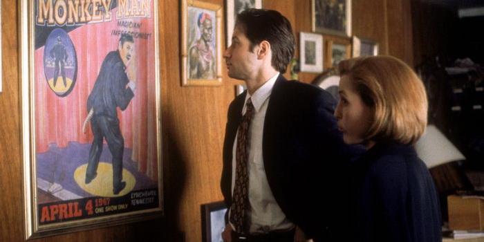 Кадр из сериала Секретные материалы (1993)