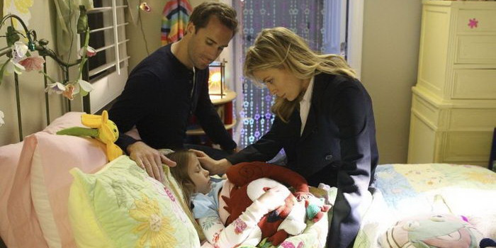 Персонажи из сериала Вспомни, что будет (2009)