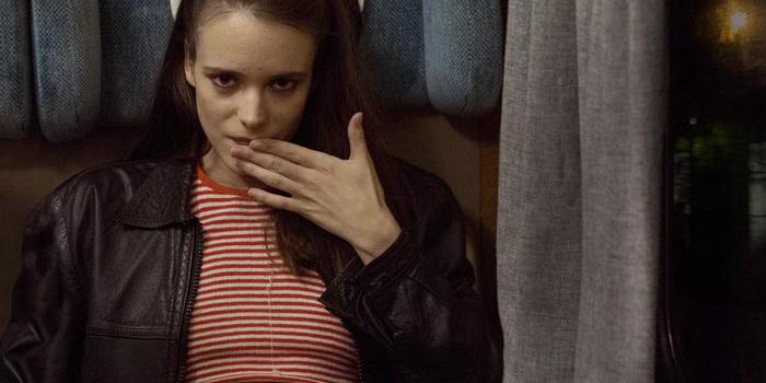 Актриса из кинофильма Нимфоманка: Часть 1 (2013)
