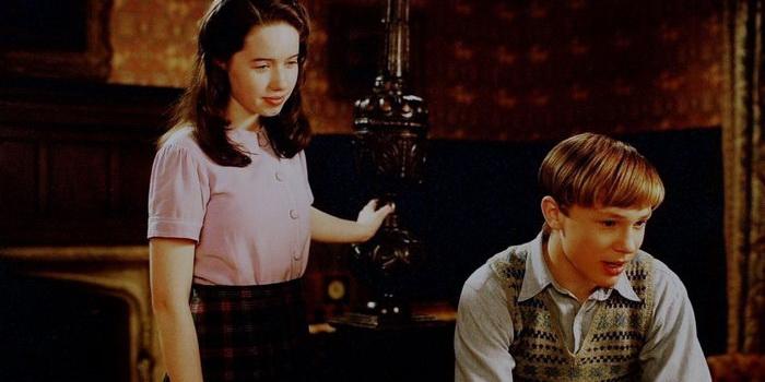 Персонажи из фильма Хроники Нарнии: Лев, колдунья и волшебный шкаф (2005)