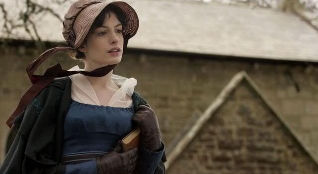 Героиня из кинофильма Джейн Остин (2007)
