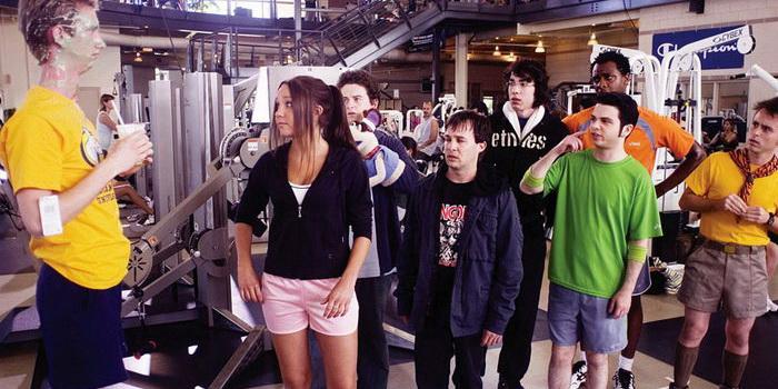 Кадр из молодежной комедии Сидни Уайт (2007)