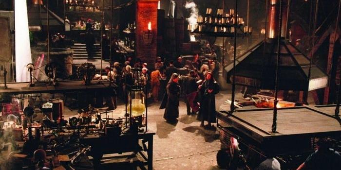 Сцена из фильма Ван Хельсинг (2004)