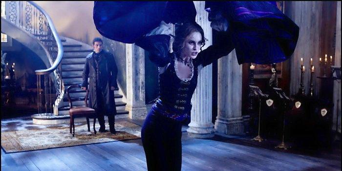 Вампир из фильма Президент Линкольн: Охотник на вампиров (2012)