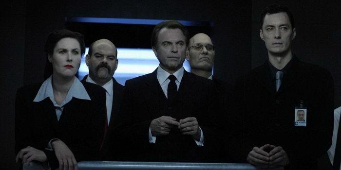 Сцена из фильма-фэнтези Воины света (2010)