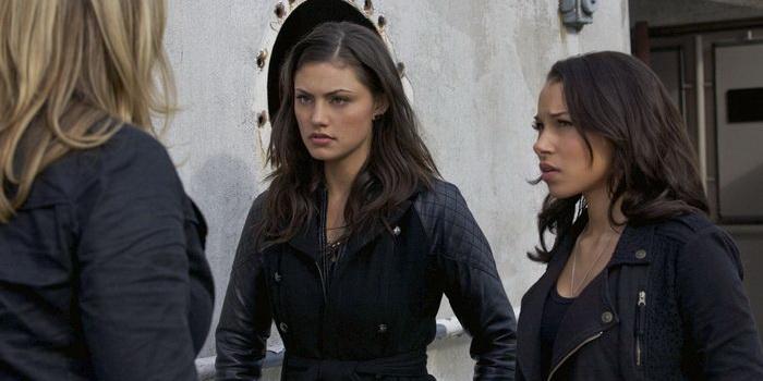Персонажи из сериала Тайный круг (2011)