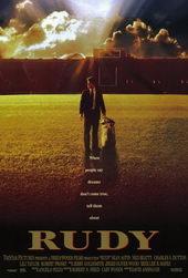 Постер для фильма Руди (1993)