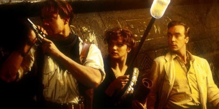 Кадр из Мумии (1999)