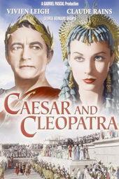 Афиша к фильму Цезарь и Клеопатра (1945)