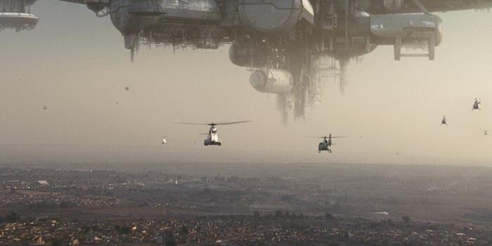 Кадр из фильма Тихоокеанский рубеж (2013)