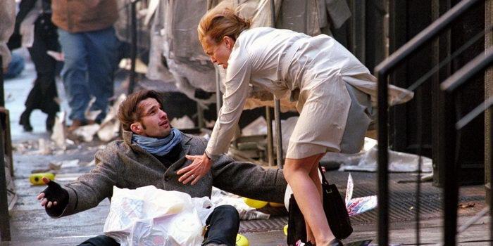 Кадр из кинофильма Неверная (2002)