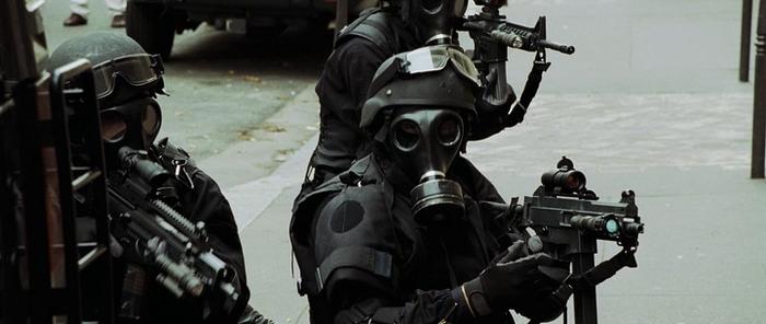 Кадр из фильма 13-й район: Ультиматум (2009)