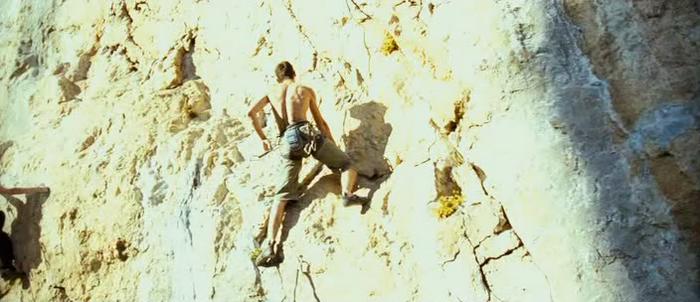Сцена из русского фильма Дерзкие дни (2007)