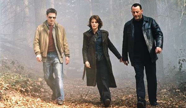 Главные герои из фильма Багровые реки 2: Ангелы апокалипсиса (2004)