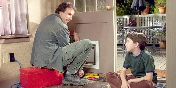 Актеры из детского кино Лохматый спецназ (2003)