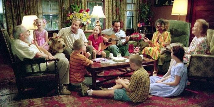 Сцена из фильма Благодаря Винн Дикси 2005 года